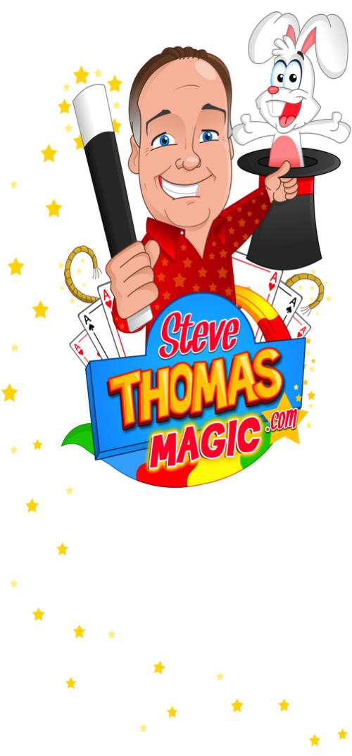 Steve Thomas, Magician Extraordinaire - Magic, Comedy and Entertainment